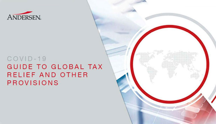 COVID-19 Global Country by Country Guide to Global Tax Relief